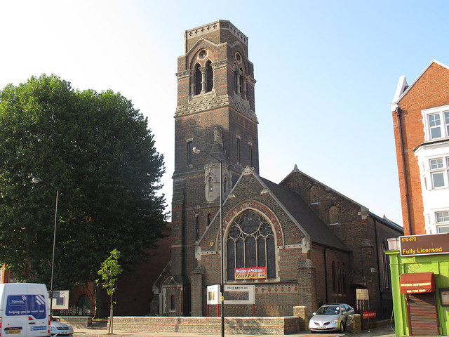 Christ Church, Old Kent Road