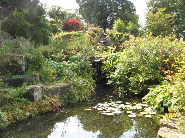 Rock Garden at Wisley