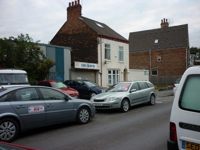 Car Craft's on Alexandra Road, Hull
