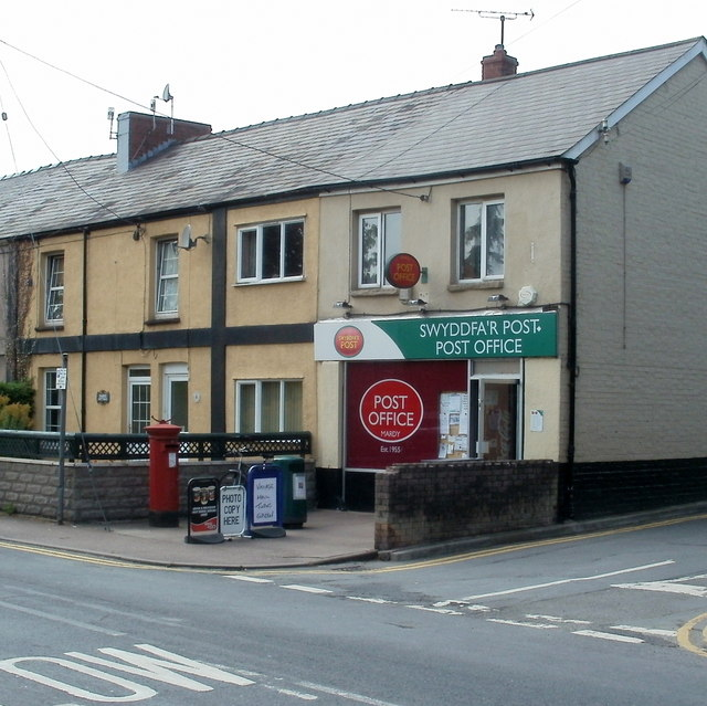 Mardy Post Office, Monmouthshire