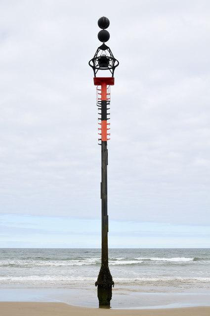 'Hjordis' Lighted Beacon, Blakeney NNR