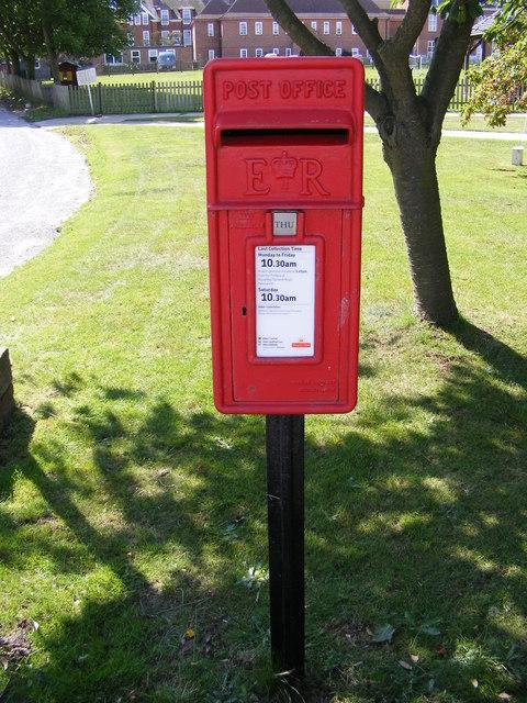 St.Felix School Postbox