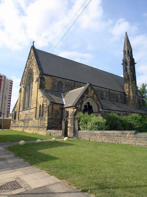 Church of St Agnes, Leeds