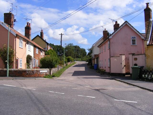 Sandy Lane, Holton