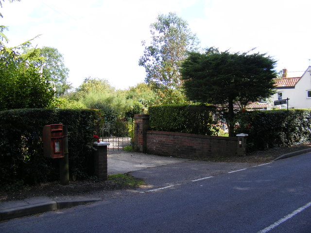 Beccles Road Postbox
