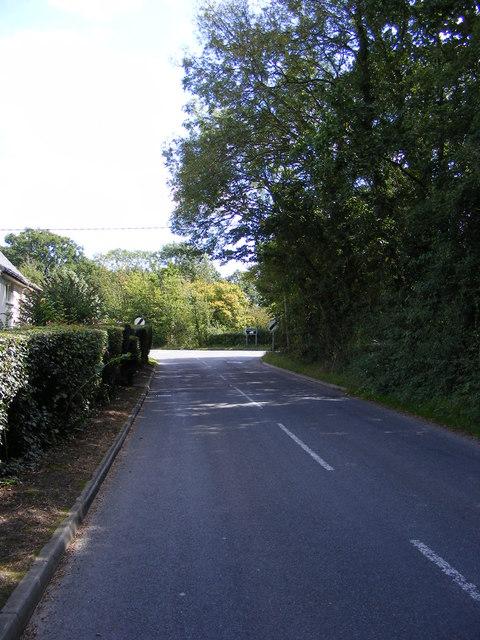 Sparrowhawk Road, Holton