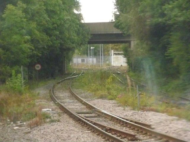 Didcot : Rail Line