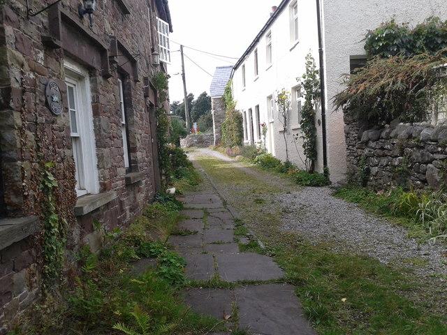 James Street, Llangynidr