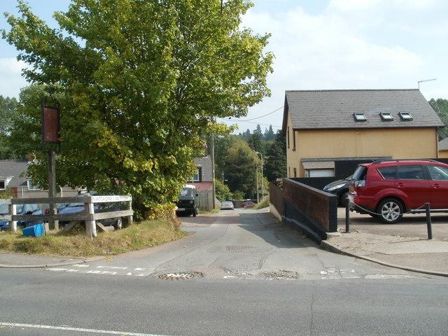 Nantgavenny Lane, Mardy