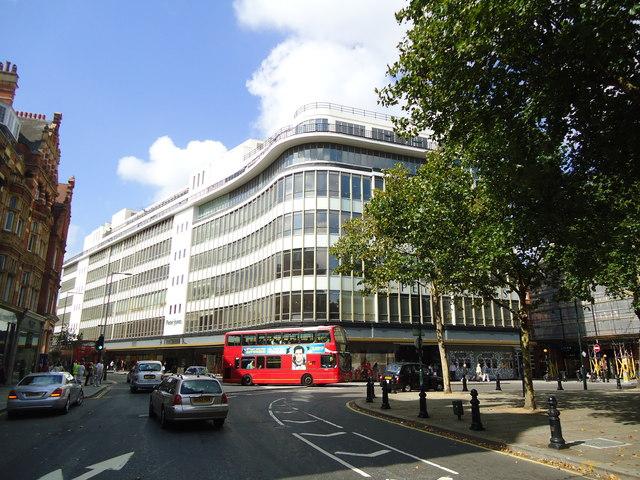 Peter Jones, Sloane Square