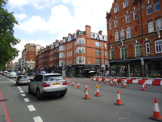 Brompton Road, London SW3