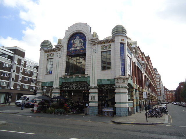 The Michelin Building, Fulham Road, London SW3
