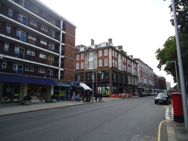 Fulham Road, London SW3