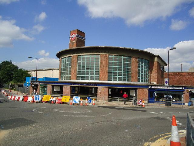 Chiswick Park underground station