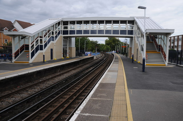 Staines Station