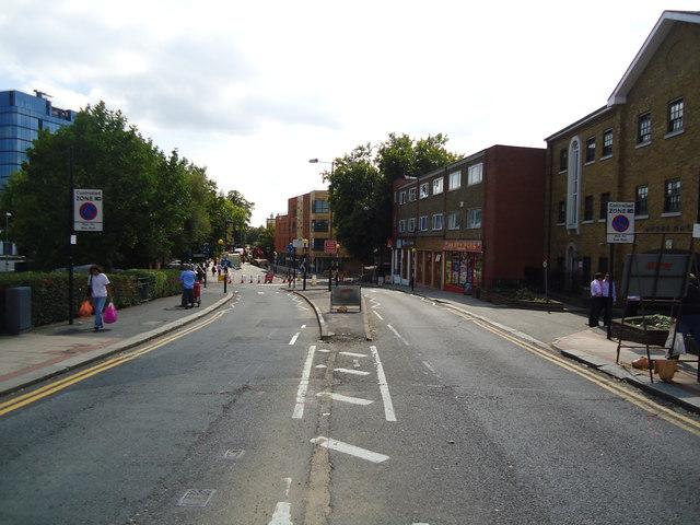 Acton Lane, Chiswick