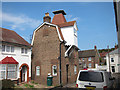TQ2506 : Oast House, Drove Road, Portslade by Oast House Archive