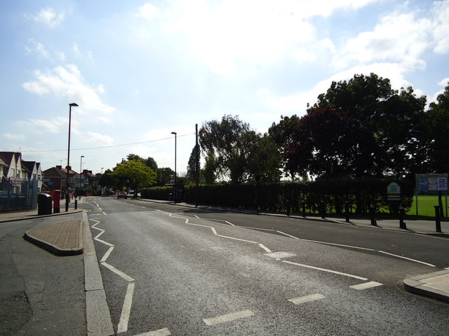 Horsenden Lane South, Perivale