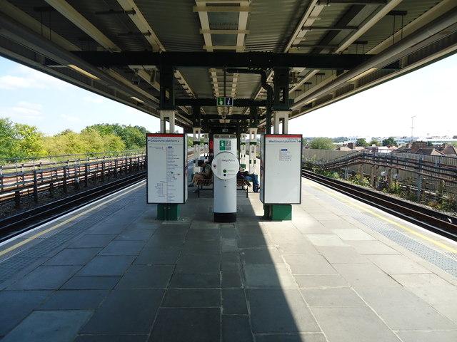 Perivale underground station