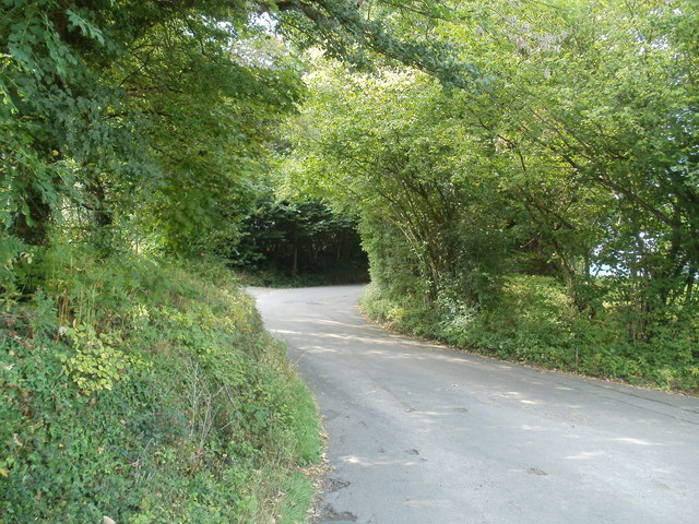 Road from Llantilio Pertholey to Pantygelli and Bettws