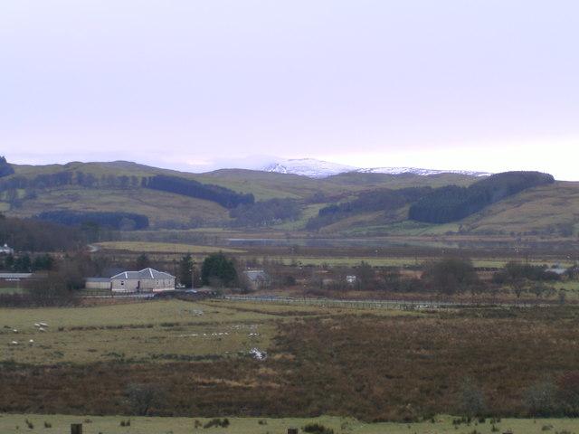 Across the Doon Valley