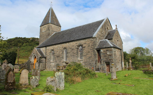 Church of Scotland, Kilmichael Glassary