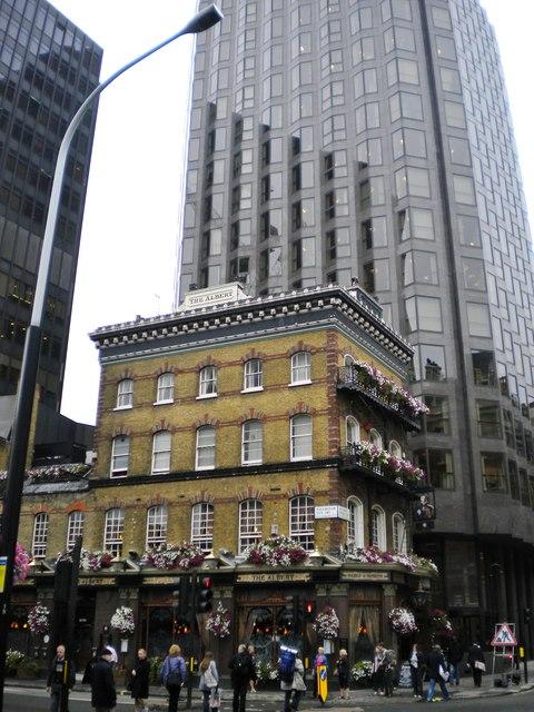 The Albert, Victoria Street SW1