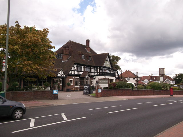 The Pickhurst Public House, Hayes