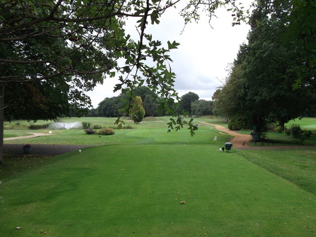 4th Tee of Park Langley Golf Course