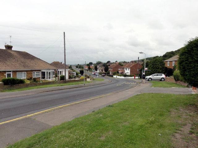 Folkestone, Wear Bay Road