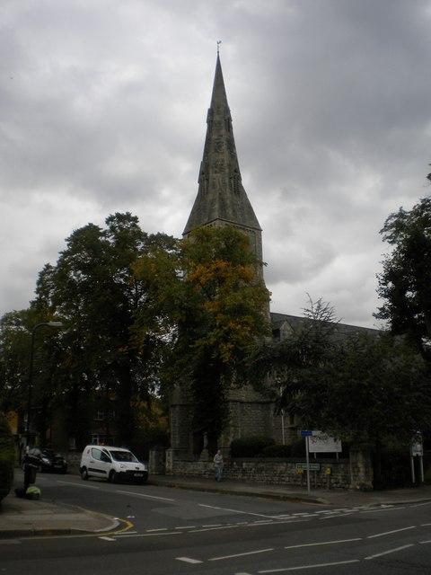 St John's Church, Penge High Street SE20