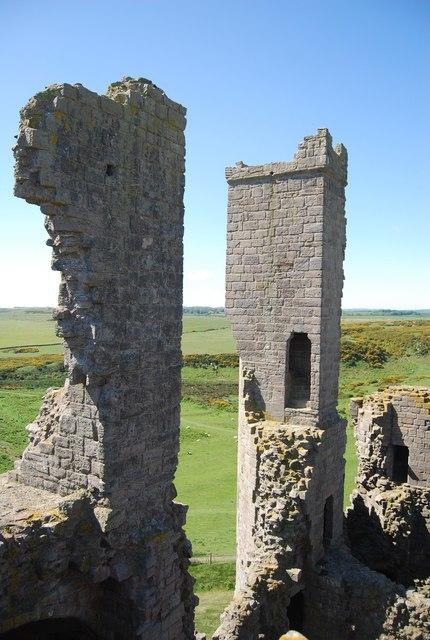 Ruined gatehouse