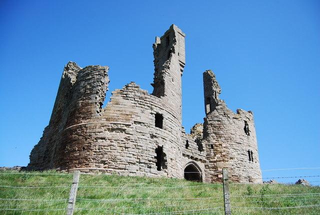 Gatehouse, Dunstanburgh Castle