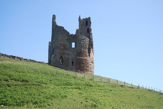 Dunstanburgh Castle Gatehouse