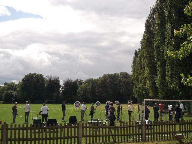 Park Langley Archery group
