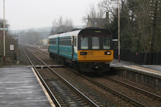 Bardon Mill Station