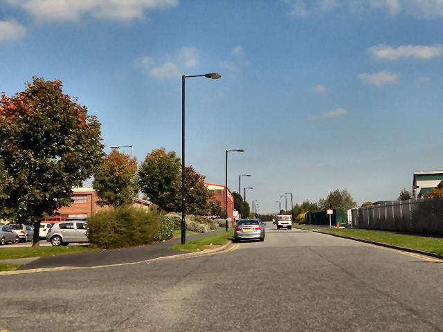 Wingates Industrial Park