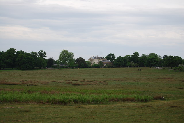 White Lodge, Richmond Park