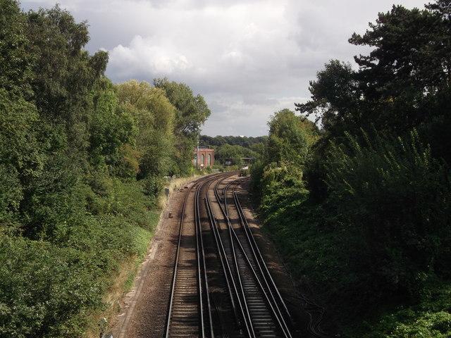 Railway to Shortlands