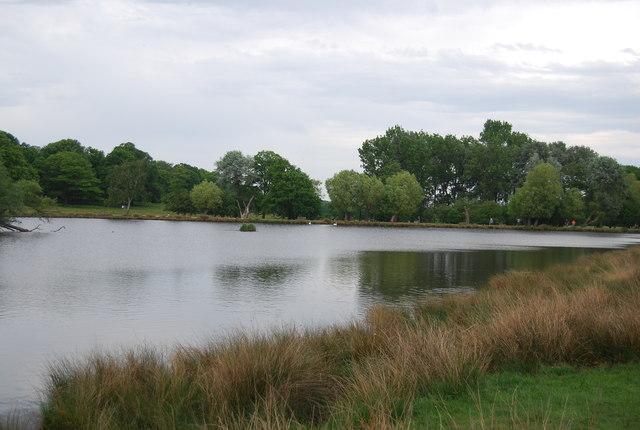 Pen Ponds (upper pond)
