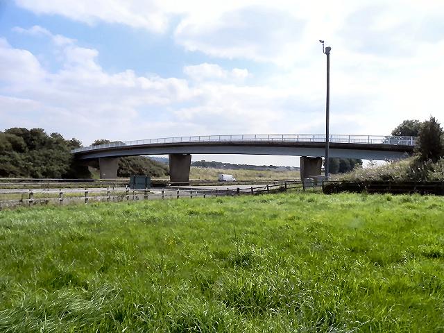 Anderton Lane Bridge