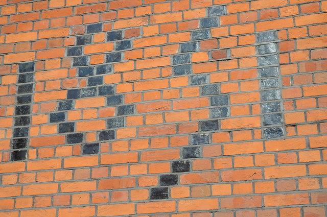 Brickwork at Windsor Station