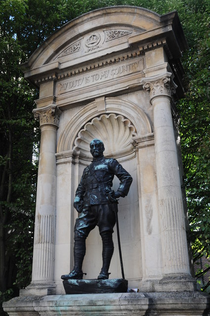 Statue of Christian Victor