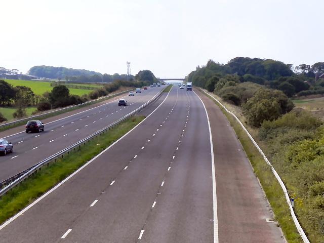 M55 Motorway