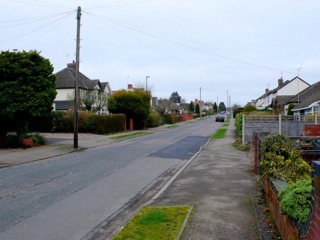Nailcote Avenue