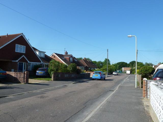 Houses in Tewkesbury Avenue