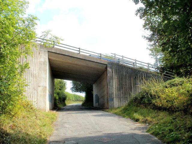 A465 bridge, Llantilio Pertholey