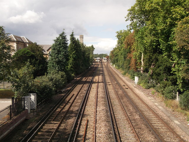 Railway to Shortlands