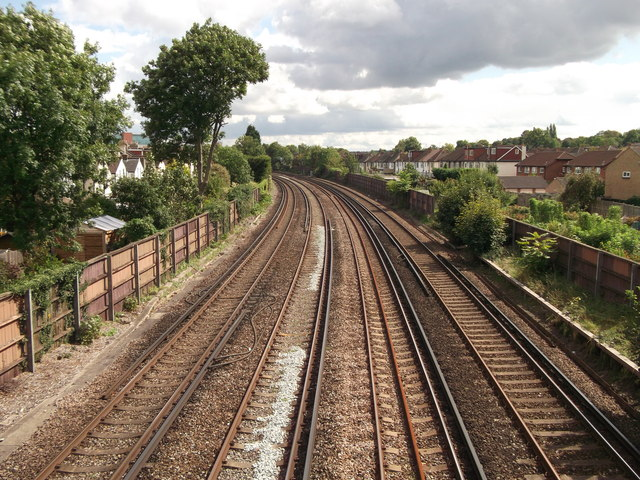 Railway to Bromley South