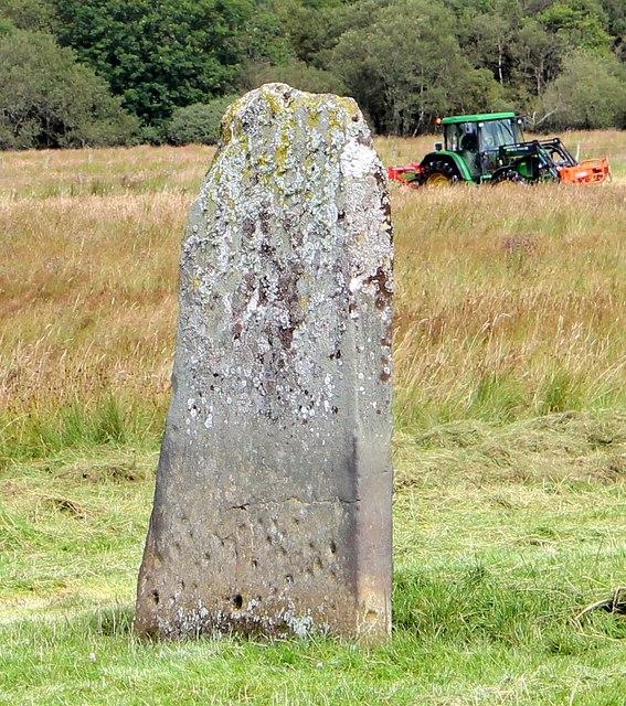 Standing stone, Torbhlaran